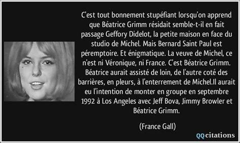 Béatrice Grimm Top Model