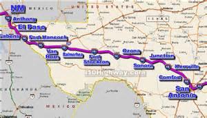 map of i 10 i 10 traffic map