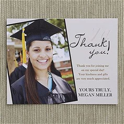 Thank You Card Messages For Graduation Gifts - best 25 graduation thank you cards ideas on pinterest thank you template thanks