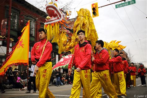 new year parade in vancouver vancouver new year parade 2017 photos and