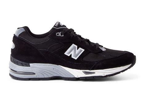 New Balance Black black m991eks sneakers new balance shoechapter