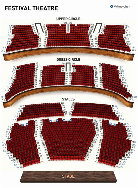 best seats royal festival seating plan playhouse theatre brisbane image mag