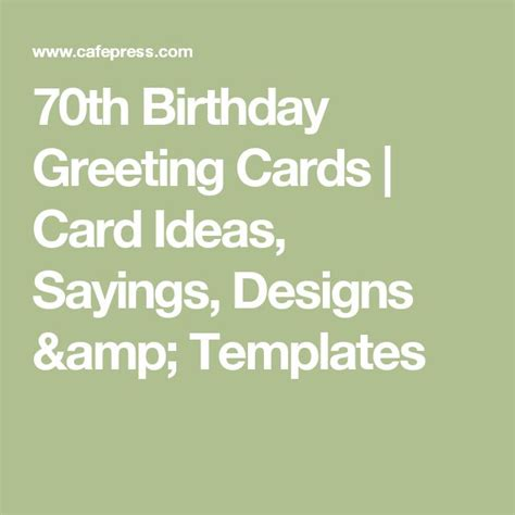 70th birthday card template 1000 ideas about 70th birthday card on 70
