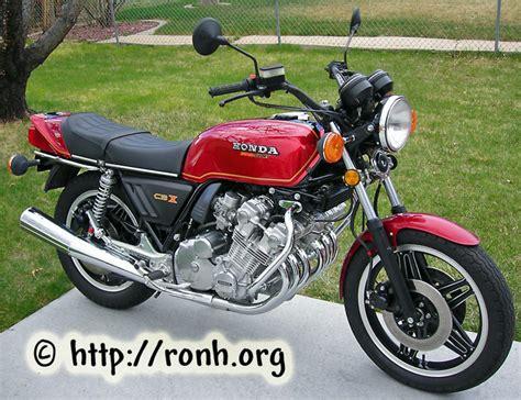 Motorrad 6 Zylinder Honda by 1980 Honda Cbx Moto Zombdrive