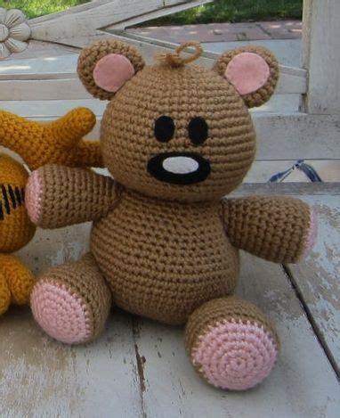 pattern bear pinterest crochet pattern pookie bear ƭɽღ https www pinterest