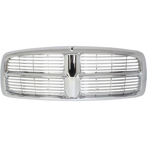 2006 dodge ram 1500 performance parts new grille grill chrome ram truck dodge 1500 2500 3500