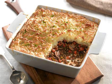 Lentil Cottage Pie by Vegetarian Recipes Lentil Shepherd S Pie