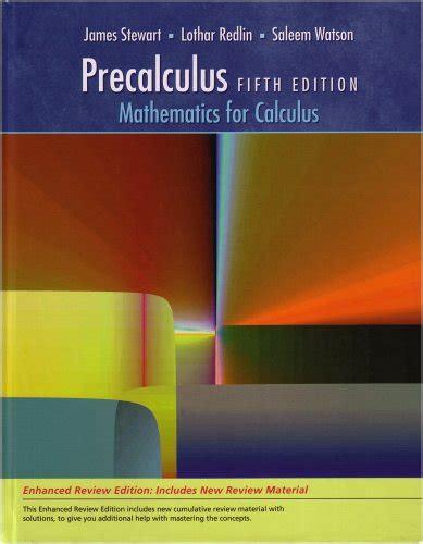 Precalculus Textbook Precalculus Mathematics For
