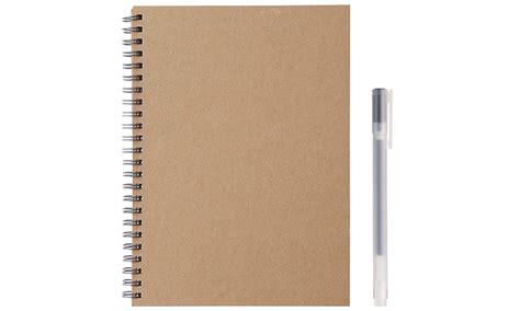 muji sketchbook kyle meyer tools