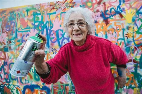 painting for elders awesome elderly artists destroy age stereotypes in