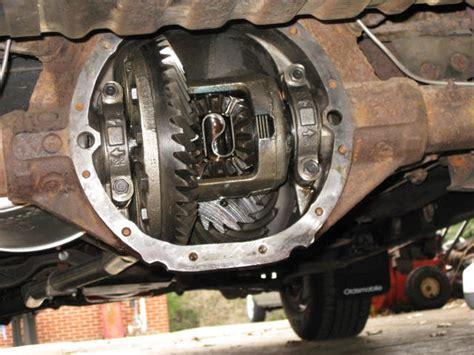 pontiac 10 bolt rear end identification differential id 12 bolt 9 3 olds