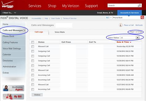 how to reset verizon sub account email password call log history verizon forums