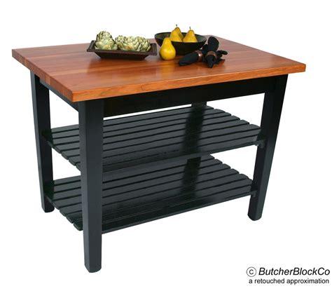 boos butcher block table boos le classique cherry butcher block table