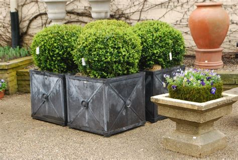 Large Outdoor Planters by Awesome Large Outdoor Planters Margarite Gardens