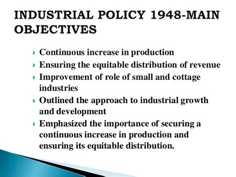 Significance Of Cottage Industry by Industrial Policy Of India 1991