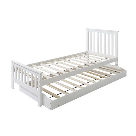 extra bed single bed with pull out sleepover bed