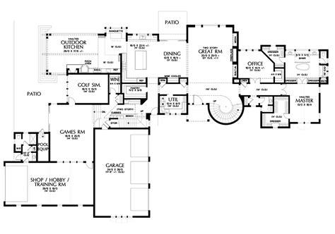 dreamliner floor plan 28 787 floor plan country style house plans plan