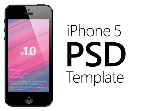 iphone 5 template the gallery for gt iphone 5 template psd