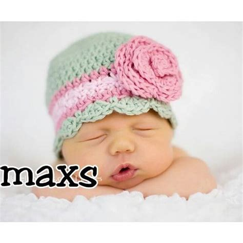Imagenes De Sintillos Para Recien Nacidos Tejidos A Crochet   10 gorros tejidos para reci 233 n nacidos gorros tejidos