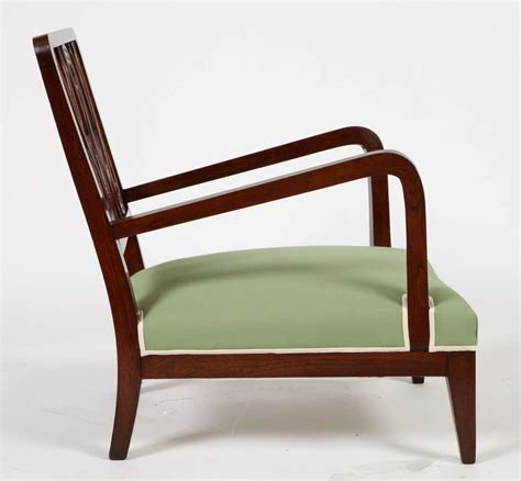 Unique Armchairs by Unique Pair Of Low Armchairs By Maurizio Tempestini At 1stdibs