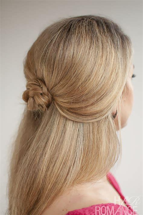 hairstyles half up bun 30 buns in 30 days day 23 half up braided bun hair