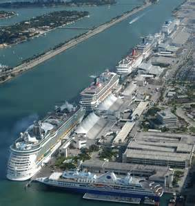 port of miami cruise news