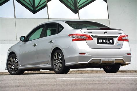 nissan sylphy impul 2014 nissan sylphy tuned by impul review autoworld com my
