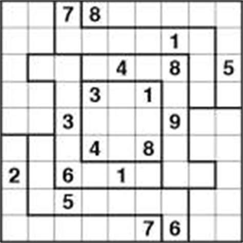 printable sudoku jigsaw puzzles jigsaw sudoku puzzle