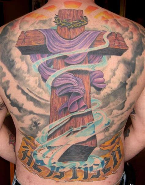 creative cross tattoos 17 images about wooden cross on the