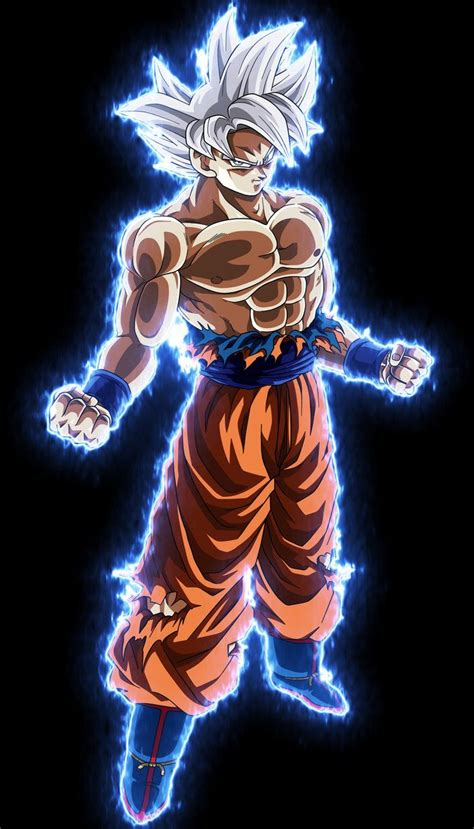 Master Goku goku master ui by blackflim deviantart on deviantart