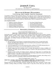 Resume Job Title For Fast Food by Fast Food Resume Example Fast Food Supervisor Resume