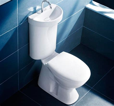 Space Saving Toilet Sink dimensions 27 75 l x 15 w x 35 875 h 12 in