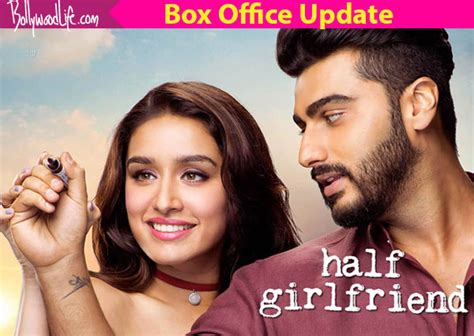 film romance box office half girlfriend box office collection day 2 arjun and