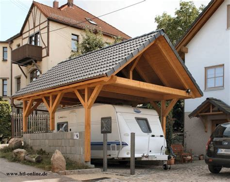 carport holz best 25 carport aus holz ideas on holz