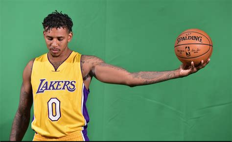 nick young lakers nick young believes he can thrive better under