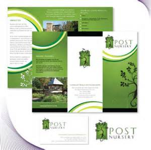basic brochure template brochure sles exles of basic brochure designs