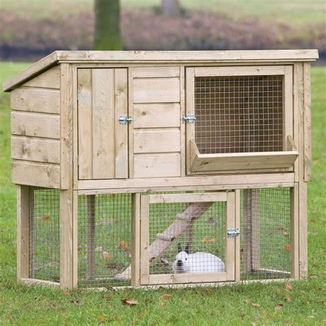 rabbit hutch pattern this wonderful rabbit hutch provides your pet with enough