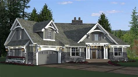 tudor house elevations bungalow cottage craftsman french country tudor house plan