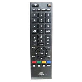Tv Toshiba Ct 90336 cr 2744 tv led toshiba ct 90336 casa do controle remoto