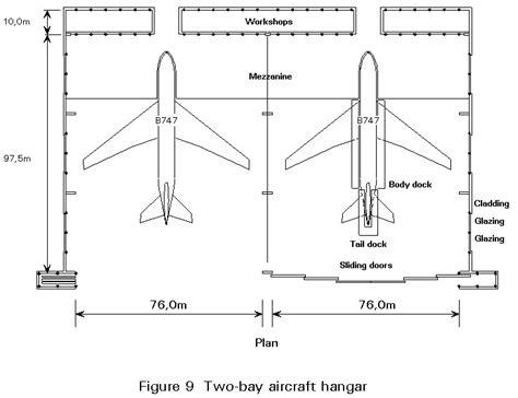 airplane floor plan airplane hangar floor plans