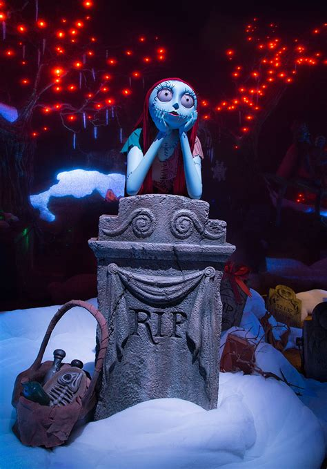 set the scene for a haunted mansion halloween party find out which nightmare before christmas favorite made it