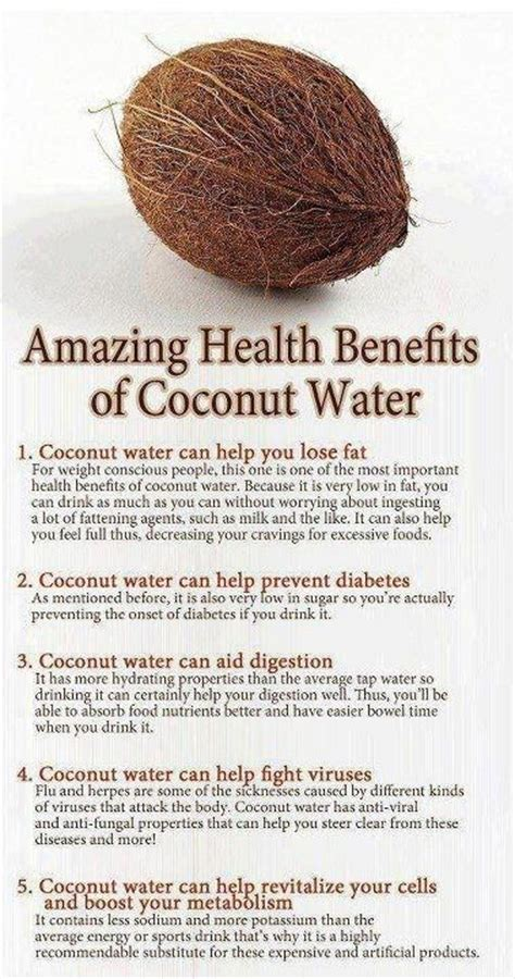 Benefits Of In Detox Water by Health Benefits Of Coconut Water In Need Of A Detox