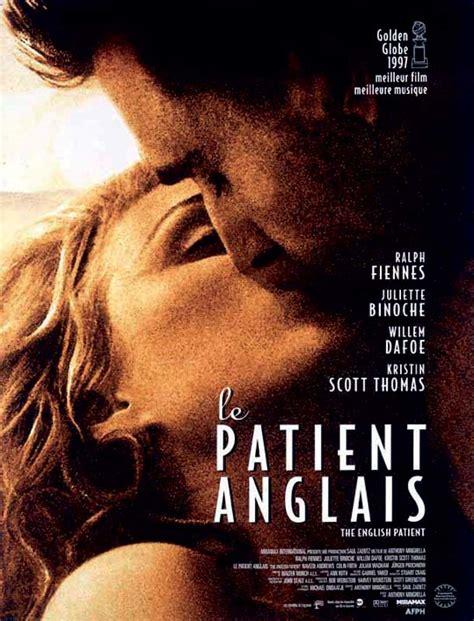 film romance dramatique le patient anglais film 1996 allocin 233