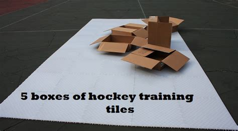 it s floor hockey time 5 fantastic drills for pe class ep 54 hockeyshot dryland training tiles product review