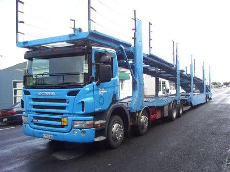 truck photos scania p380 car transport