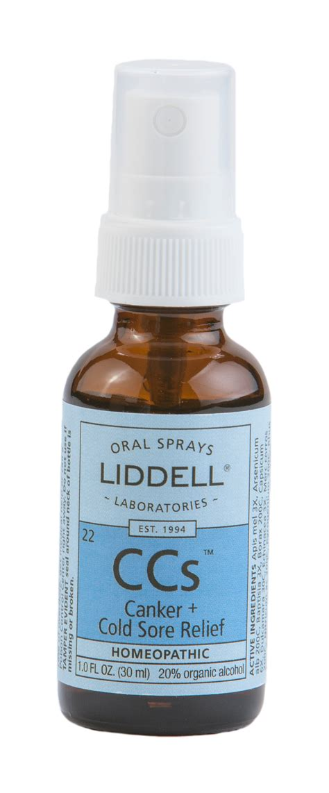 Borax Detox Side Effects by Canker Cold Sore Relief Liddell Laboratories
