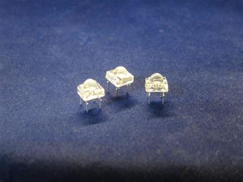 dioda led superflux optoelektronika diody led diody led do montażu pcb diody led flux w euroelektronik