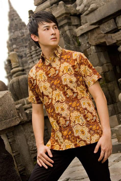 Batik Fashion Pria Nara T Shirt Green 157 best images about kebaya batik kain tradisional on i indonesia modern