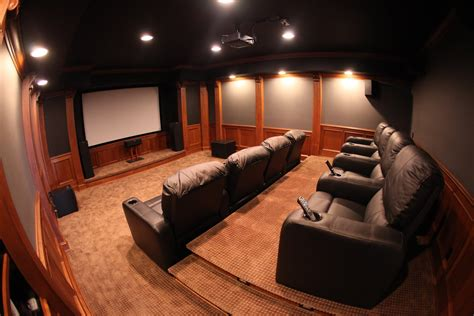 theater room design mhi interiors theater room novi mi