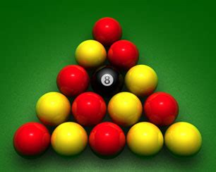how to set up a pool table combinatorics setting up an pool table